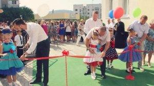 Открытие нового детского сада в Феодосии #13980