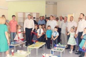 Открытие детского сада в Феодосии #13984
