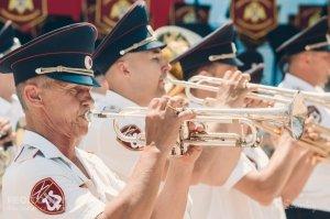Концерт военного оркестра #12437