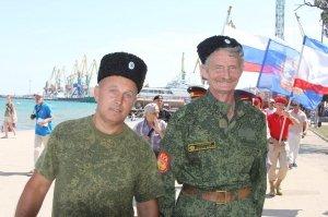Фото митинга в честь 90-летия ДОСААФ России #2687
