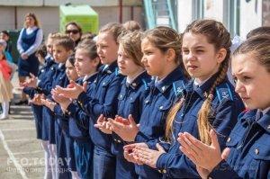 Открытие автомотошколы в Феодосии #8013