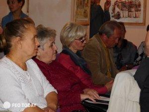 Фото юбилея художественной школы Айвазовского в Феодосии #5503