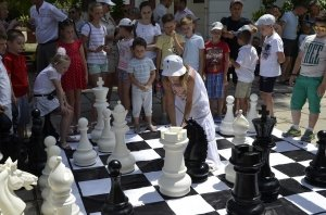 Фото шахматного фестиваля в Феодосии #157