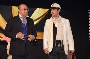 Фото юбилейного представления Феодосийского театра драмы и музкомедии #5783