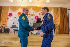 Награждение Феодосийских спасателей #8859