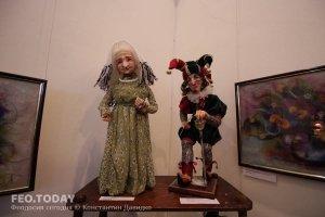 Выставка кукол. Музей Грина #7557