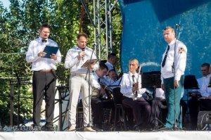 Фестиваль военных оркестров в Феодосии #12782