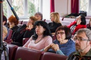 Фото празднования юбилея директора первой музыкальной школы Феодосии #5841