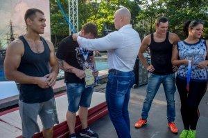 Фото турнира по армрестлингу в Феодосии #1301