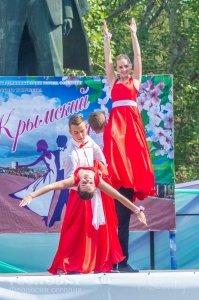 «Крымский вальс» в Феодосии #9873