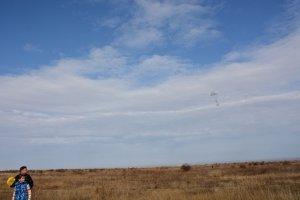 Фото соревнований по запуску парашютов в Феодосии #5314