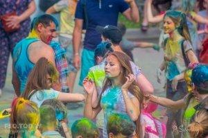 Фестиваль красок в Феодосии, май 2018 #11247