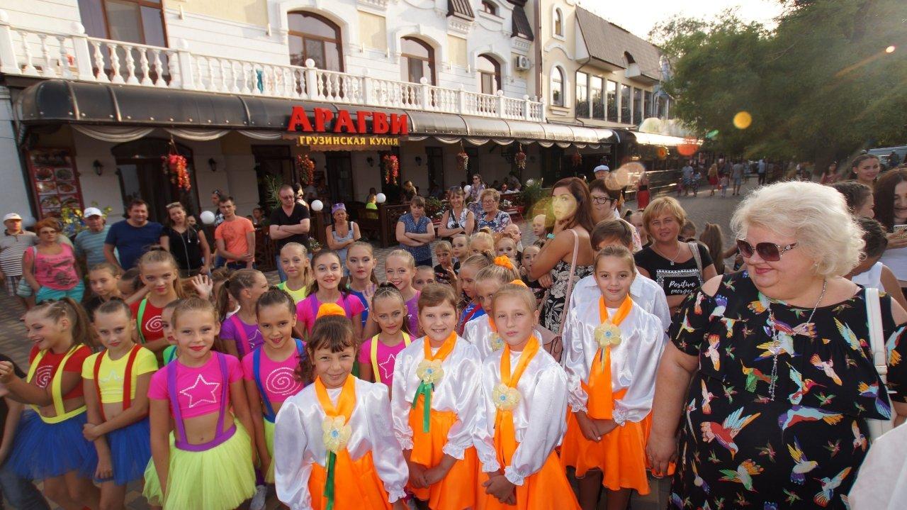 Фото фестиваля «Встречи в Зурбагане» в Феодосии #2936