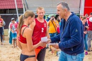 Чемпионат по волейболу «Атлантик» #11814