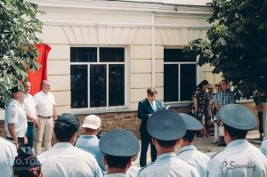 300-летие полиции в Феодосии #12234