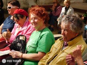 Фото 15 цветаевского костра в Феодосии #5283