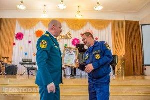 Награждение Феодосийских спасателей #8856