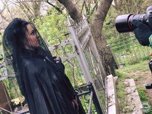 Фото со съемок фильма об Айвазовском в Феодосии #919