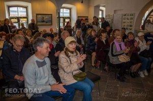Открытие выставки «Морской пейзаж» в музее Грина #8063