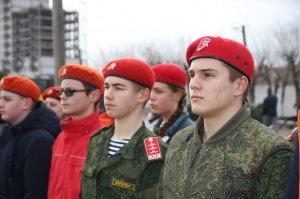 Присяга 171 отдельного десантно-штурмового батальона, Феодосия #6806