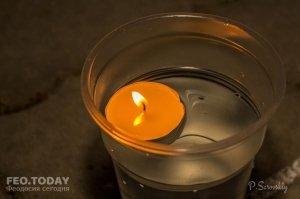 Акция «Зажги огонь в своем сердце» в Феодосии #10925