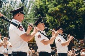 Концерт военного оркестра #12448