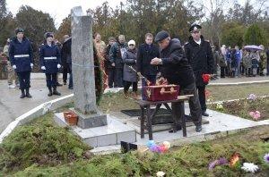 Фото траурной церемонии захоронения останков 35 бойцов Крымского фронта #6171