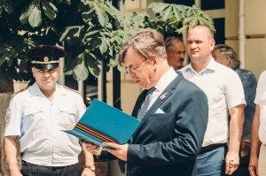 300-летие полиции в Феодосии #12232