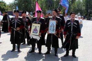 Фото митинга в честь 90-летия ДОСААФ России #2692