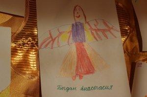 Фото выставки «Ангелы, к которым можно прикоснуться» в Феодосии #3880