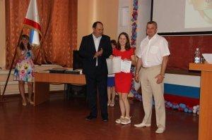 Фото вручения дипломов выпускникам ФФЭА #364