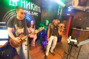 Группа GREEN в гранд-кафе «Деникин» #13877