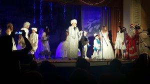 День Св. Николая в большом зале ДК #14663