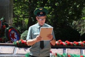 День пограничника в Феодосии #14902