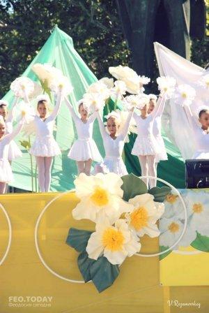 «Белый цветок — 2018» #14146