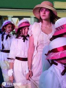 Фото акции БЕЛЫЙ ЦВЕТОК в Феодосии #4928