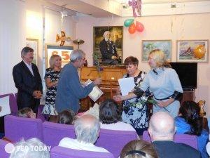 Фото юбилея художественной школы Айвазовского в Феодосии #5491