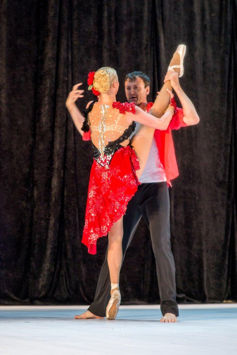 Фото концерта Анастасии Волочковой в Феодосии #583