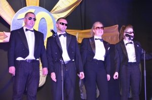 Фото юбилейного представления Феодосийского театра драмы и музкомедии #5779