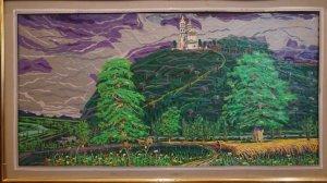 Фото открытия выставки МАЛЫШЕВА в музее ГРИНА #3416