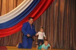 Фото фестиваля детского дзюдо Judo Kids в Феодосии #5756