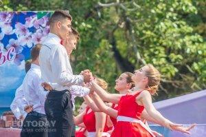 «Крымский вальс» в Феодосии #9871