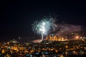 В Феодосии отметили День России #12637