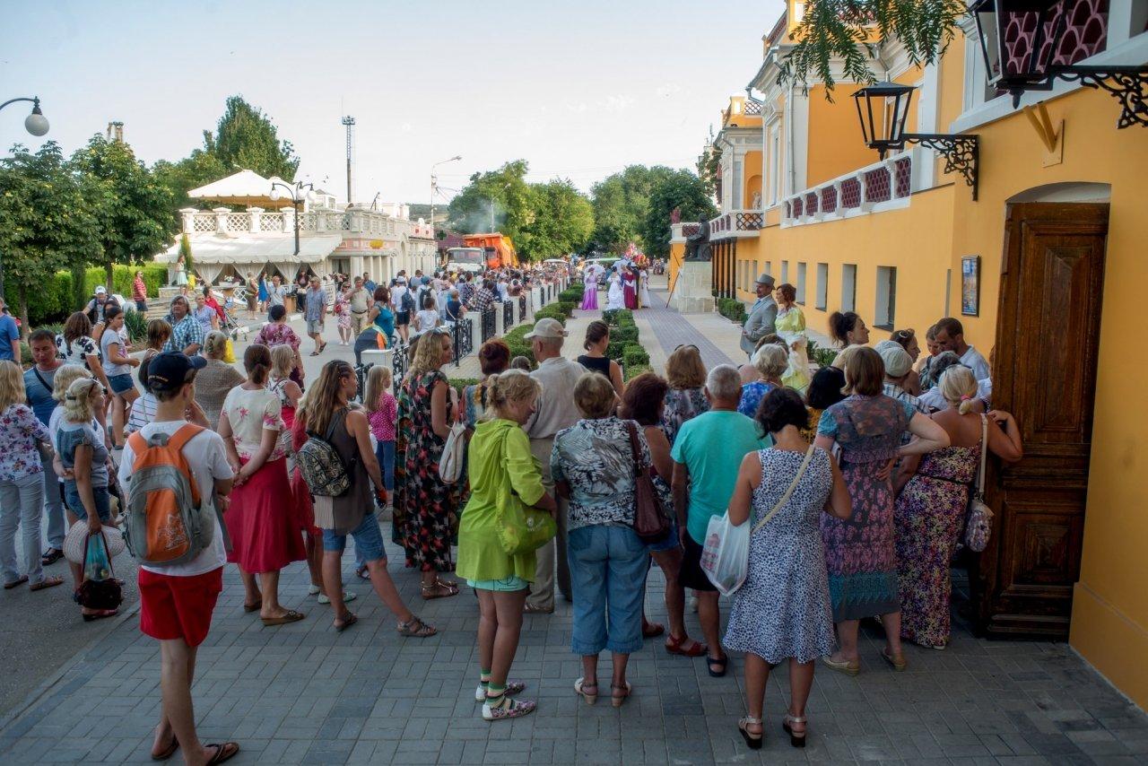 Фото прибытия Айвазовского в Феодосию #976