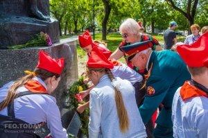 96-летие Всесоюзной пионерской организации Ленина #11314