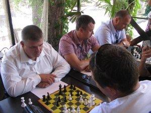 Фото шахматного турнира в Феодосии #3363