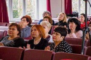 Фото празднования юбилея директора первой музыкальной школы Феодосии #5847