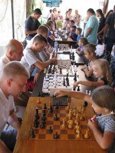 Фото шахматного турнира в Феодосии #3359