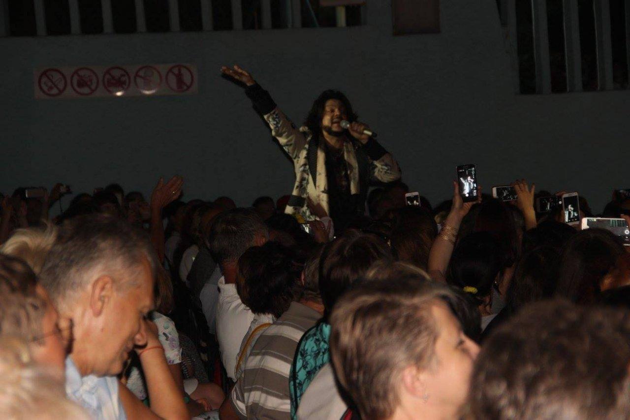 Фото концерта «Я Филипп Киркоров» в Феодосии #408