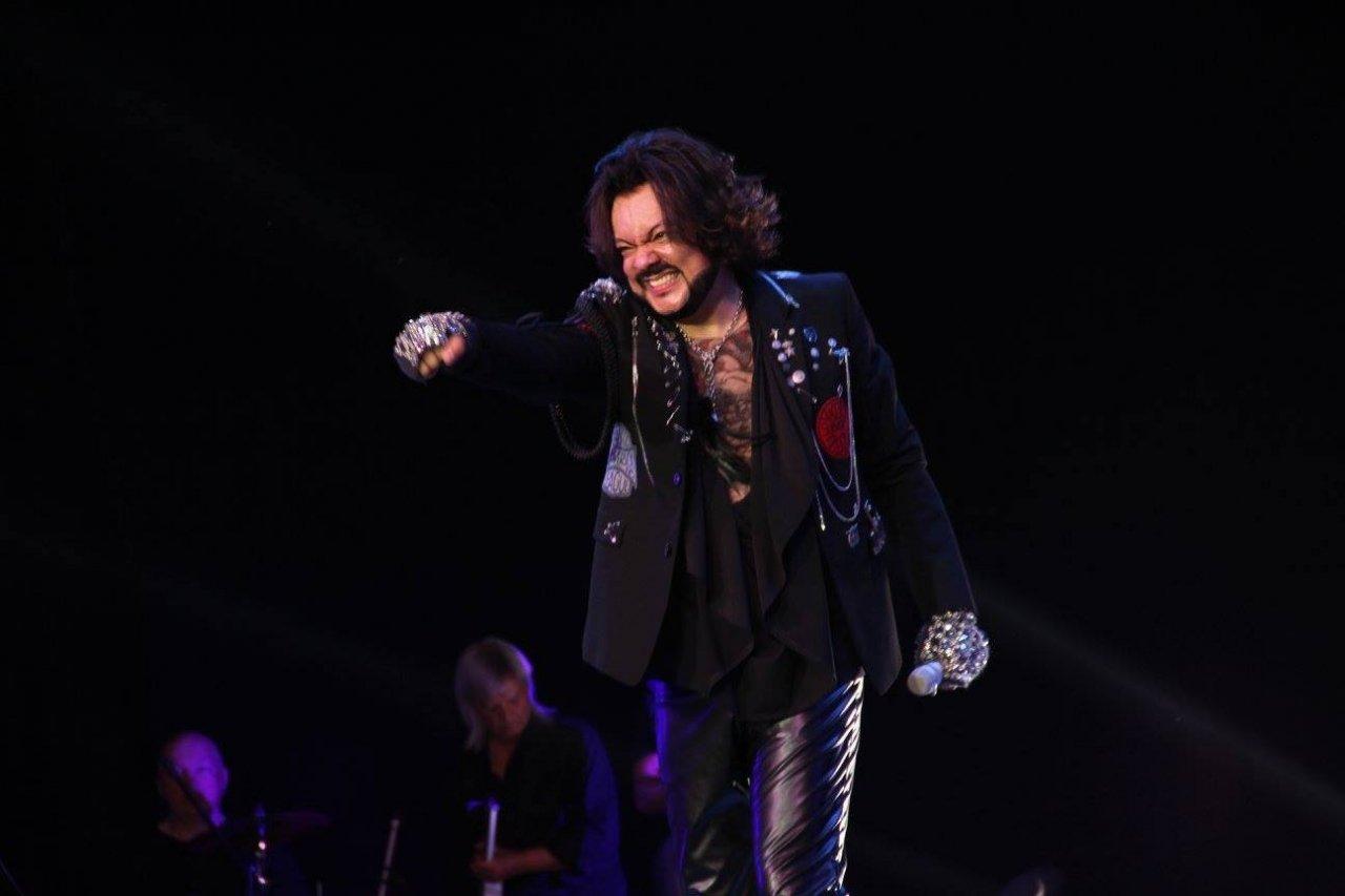 Фото концерта «Я Филипп Киркоров» в Феодосии #430